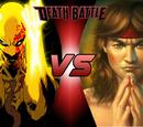 Iron Fist vs Liu Kang