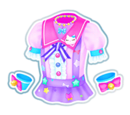 Cat Coord/Lavender Cat Coord