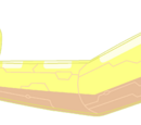 Военный корабль Жёлтого Алмаза