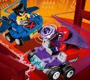 76073 Mighty Micros : Wolverine contre Magneto