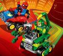 76071 Mighty Micros : Spider-Man contre Scorpion