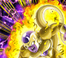 Fire of Vengeance Golden Frieza
