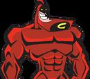 The Crimson Chin