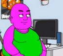 Barney the Video Maker (Barney the Purple Dinosaur)