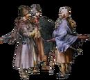 Adyghan Guard Headsman