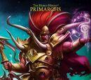 Magnus the Red - Master of Prospero (Novella)