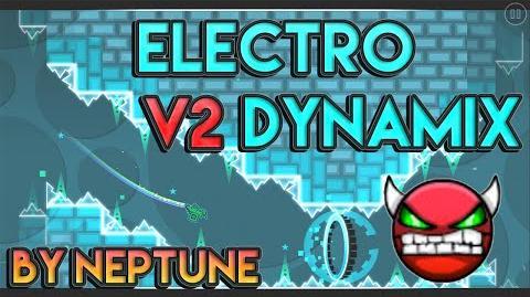 """Geometry Dash"" Electrodynamix V2 (Neptune) (Demon)"