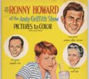 Ronny Howard Coloring Book