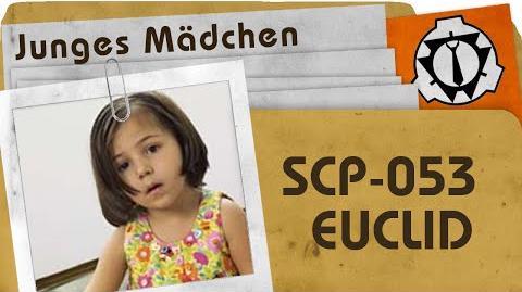 SCP-053 Junges Mädchen
