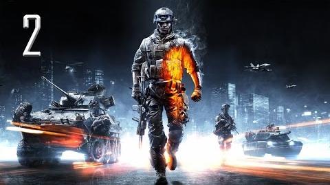Levels of Battlefield 3