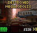 Destroyed Megalopolis
