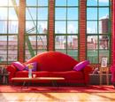 Max's Apartment