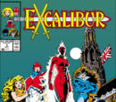 Excalibur (Earth-616)/Gallery