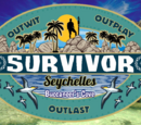 Survivor ORG 28: Seychelles