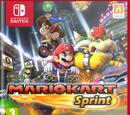 Mario Kart Sprint