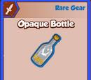 Opaque Bottle