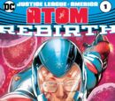 Justice League of America: The Atom Rebirth Vol.1 1