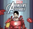 Marvel Universe Avengers Infinite Comic Vol 1 8