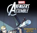 Marvel Universe Avengers Infinite Comic Vol 1 9