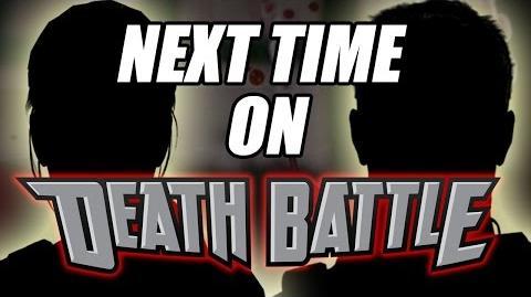 NEXT TIME ON DEATH BATTLE! Season 4 Reveal
