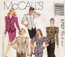 McCall's 5757 A