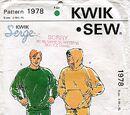 Kwik Sew 1978