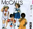 McCall's 8394 A