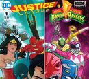 Justice League/Power Rangers Vol 1