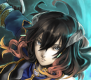 Bloodstained Personnages
