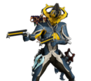 Warframe-Paket: Revolverheld