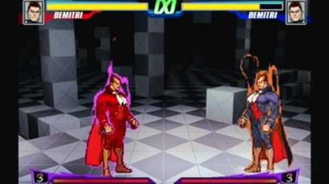 Capcom Fighting Evolution - Midnight Bliss