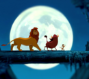 The Lion King 1½ Songs