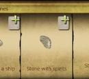 Mysterious stones