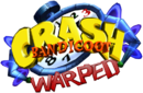 Crash Bandicoot 3 Warped Logo.png