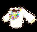 Lollipop White Coord