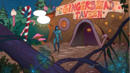 Gingerbeard Tavern in Alfheim from Thor- God of Thunder Vol 1 15.png