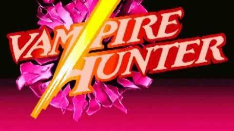 (Demo) ヴァンパイアハンター2 Vampire Hunter 2 (C)Capcom 1997