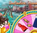 Destination Havana Spree Spinner