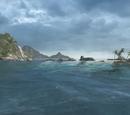 Океаны и моря