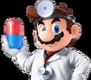 Dr. Mario (Mario Series)