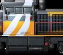 Di8 T-racer
