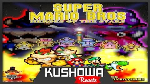 Kushowa Reacts to Super Mario Bros Heroes of the Stars Episode 1 Part 2
