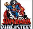 DC Comics attractions