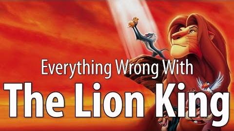 The Lion King (EWW Video)