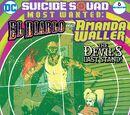 Suicide Squad Most Wanted: El Diablo and Amanda Waller Vol 1 6