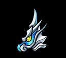 Azure Hair Clip (Gear)
