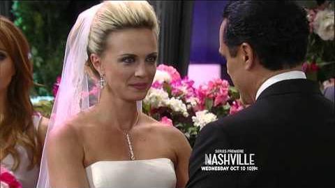 Sonny & Connie scenes 10-2-12 Skate's Wedding part II