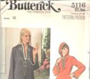 Butterick 5116 A