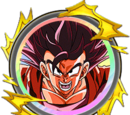 Awakening Medals: Warrior's Mark (Goku (Kaioken))