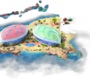 Coral Shelf